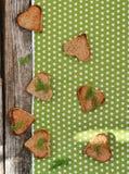 ψωμί φρυγανιάς Στοκ εικόνες με δικαίωμα ελεύθερης χρήσης