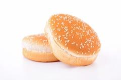 Ψωμί, χάμπουργκερ στοκ φωτογραφία με δικαίωμα ελεύθερης χρήσης