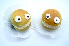 Ψωμί χαμόγελου Στοκ Φωτογραφίες