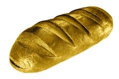 ψωμί χρυσό Στοκ Εικόνες