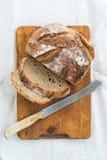 ψωμί χωριάτικο Στοκ Φωτογραφία