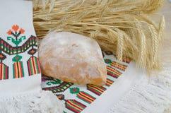 ψωμί χωριάτικο Στοκ Εικόνες