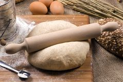 ψωμί 018 που κάνει τη σειρά Στοκ φωτογραφία με δικαίωμα ελεύθερης χρήσης