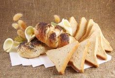ψωμί Στοκ εικόνα με δικαίωμα ελεύθερης χρήσης