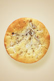 Ψωμί Focaccia Στοκ εικόνες με δικαίωμα ελεύθερης χρήσης