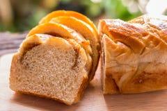 Ψωμί LSliced Στοκ Φωτογραφία