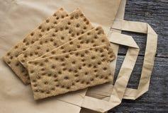 Ψωμί Multigrain με το πίτουρο Στοκ Εικόνες