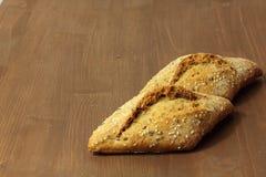Ψωμί Multigrain Στοκ Εικόνες