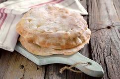 Ψωμί Pita Στοκ Εικόνες