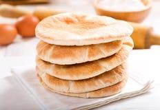 Ψωμί Pita Στοκ Φωτογραφία