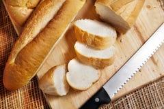 Ψωμί Sliced†‹ στοκ φωτογραφίες