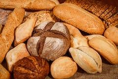 Ψωμιά και ψημένα αγαθά Στοκ φωτογραφίες με δικαίωμα ελεύθερης χρήσης