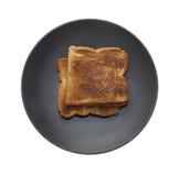 ψωμιά που καψαλίζονται Στοκ Φωτογραφία