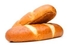 ψωμιά δύο Στοκ φωτογραφίες με δικαίωμα ελεύθερης χρήσης