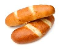 ψωμιά δύο Στοκ Εικόνες