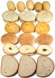 Ψωμιά Στοκ φωτογραφία με δικαίωμα ελεύθερης χρήσης
