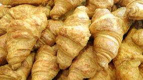 Ψωμιά (Croissant) Στοκ εικόνες με δικαίωμα ελεύθερης χρήσης