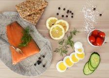 ψωμιού διαφορετικό τροφίμων κλίσεων διάνυσμα τύπων διαφανειών απεικόνισης καθορισμένο Στοκ Φωτογραφίες