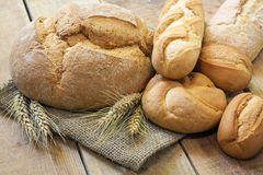 ψωμιών Στοκ εικόνες με δικαίωμα ελεύθερης χρήσης