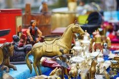 Ψύλλος-αγορά στο Μπρυζ, Βέλγιο Στοκ φωτογραφία με δικαίωμα ελεύθερης χρήσης