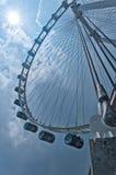 ωδή Σινγκαπούρη ιπτάμενων Στοκ εικόνες με δικαίωμα ελεύθερης χρήσης