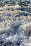 Ωκεάνεια κύματα κατά τη διάρκεια της θύελλας Στοκ φωτογραφίες με δικαίωμα ελεύθερης χρήσης
