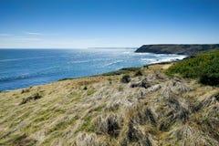 Ωκεάνια άποψη σχετικά με το νησί του Phillip, Αυστραλία Στοκ εικόνα με δικαίωμα ελεύθερης χρήσης