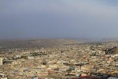 Ωκεάνια άποψη Arica Χιλή Στοκ εικόνες με δικαίωμα ελεύθερης χρήσης