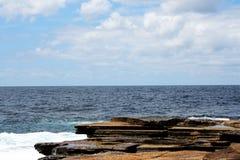 Ωκεάνια άποψη @ Terrigal, Αυστραλία στοκ εικόνες