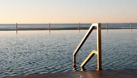 Ωκεάνια λίμνη Στοκ Εικόνα