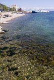 ωκεάνια ακτή παραλιών Στοκ φωτογραφία με δικαίωμα ελεύθερης χρήσης