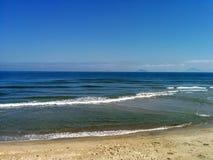 Ωκεάνια ακτή Στοκ εικόνα με δικαίωμα ελεύθερης χρήσης