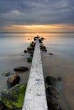 ωκεάνια ανατολή Στοκ Φωτογραφίες