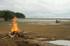 ωκεάνια εκροή Ταϊλάνδη στοκ φωτογραφίες με δικαίωμα ελεύθερης χρήσης