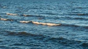Ωκεάνια επιφάνεια κυμάτων Στοκ φωτογραφία με δικαίωμα ελεύθερης χρήσης