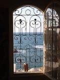 ωκεάνια θάλασσα πυλών στ&eta στοκ εικόνες