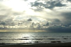 ωκεάνια θύελλα Στοκ Φωτογραφίες