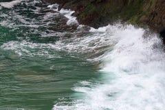 Ωκεάνια κινηματογράφηση σε πρώτο πλάνο Στοκ Εικόνα