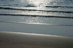 ωκεάνια κυματωγή tenerife Κανάριων νησιών Στοκ φωτογραφίες με δικαίωμα ελεύθερης χρήσης