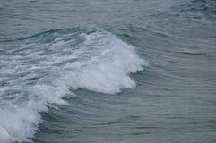ωκεάνια κύματα κυμάτων πρώτου πλάνου εστίασης Στοκ Φωτογραφία