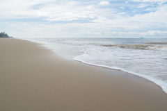 ωκεάνια κύματα κυμάτων πρώτου πλάνου εστίασης Στοκ εικόνες με δικαίωμα ελεύθερης χρήσης