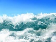 ωκεάνια κύματα ελεύθερη απεικόνιση δικαιώματος