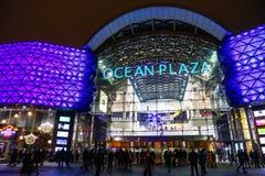 Ωκεάνια λεωφόρος αγορών Plaza σε Kyiv, Ουκρανία Στοκ Φωτογραφία