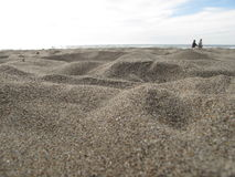 Ωκεάνια παραλία Στοκ φωτογραφίες με δικαίωμα ελεύθερης χρήσης