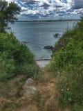 Ωκεάνια πορεία Στοκ Εικόνες