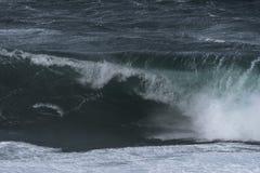 Ωκεάνια δύναμη Στοκ Εικόνες