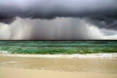 ωκεάνια seascape θύελλα Στοκ φωτογραφία με δικαίωμα ελεύθερης χρήσης
