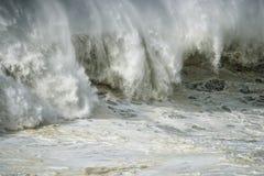 Ωκεάνιες μανία και δύναμη στοκ εικόνες