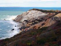 Ωκεάνιοι απότομοι βράχοι Στοκ Φωτογραφίες