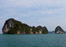 ωκεάνιος απομακρυσμένος τροπικός νησιών στοκ εικόνες με δικαίωμα ελεύθερης χρήσης